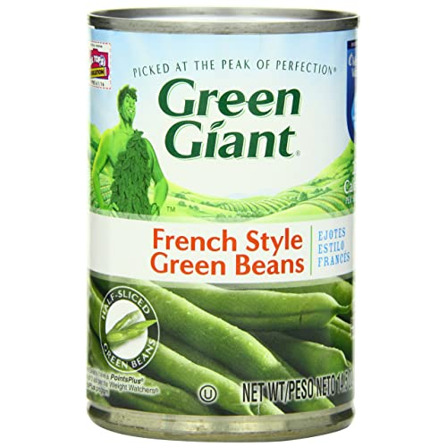 Amazon.com : Green Giant French Style Green Beans, 14.5-Ounce (Pack of 8) : Canned And Jarred Green Beans : Grocery & Gourmet Food