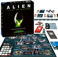 Ravensburger Alien: Fate of The Nostromo Board Game for Ages 10 & Up – A Cooperative Strategy Game of Suspense