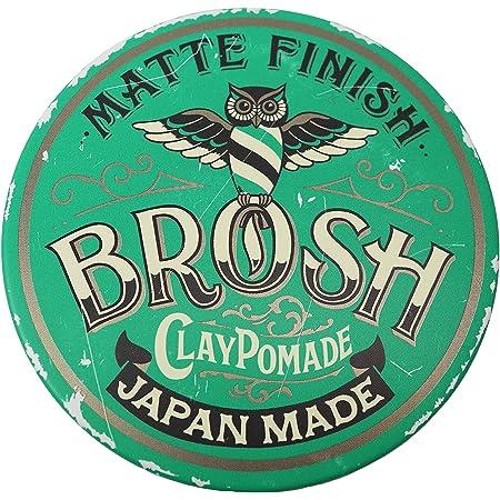 BROSH(ブロッシュ) BROSH mini CLAY POMADE 40g