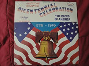 101 Strings American Holidays Bicentennial Celebration The Blues of America 2X Vinyl Lp Record Set 1975 Alshire Records BC 102-2 Stereo Mint Sealed Double Album
