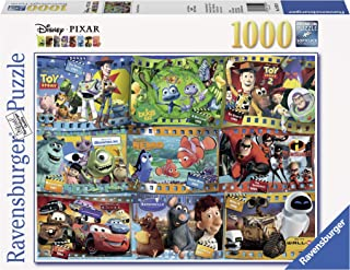 Ravensburger Disney Pixar Montage Puzzle 1000pc,Adult Puzzles
