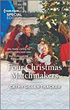 Four Christmas Matchmakers (Lockharts Lost & Found Book 2)