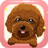 Toy Poodle Dog Sticker Emojis - Gif Animated Keyboard App