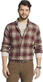 Men's Fireside Flannels Long Sleeve Button Down Shirt