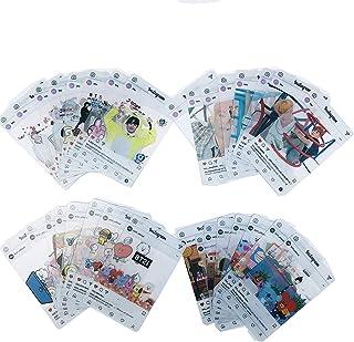 Amazon com: bts transparent photocards