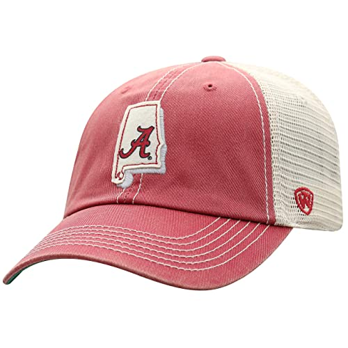 new product 0c0b8 ac314 Top of the World NCAA Men s Hat Adjustable Off Road Mesh State Icon