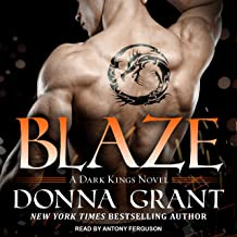 Blaze: Dark Kings Series, Book 11