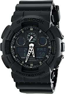 Casio Men's GA100MB G-Shock Multifunction Watch