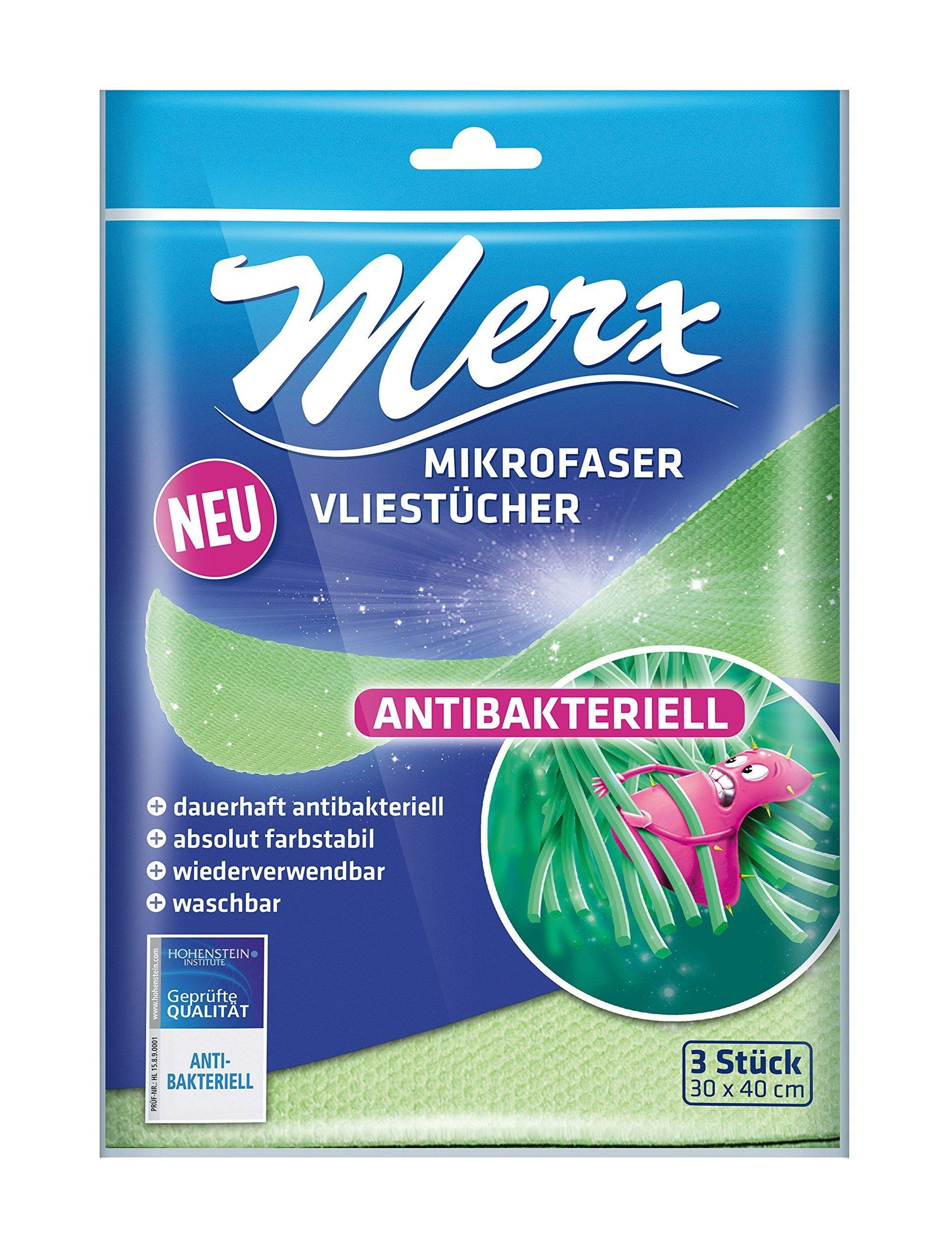 Pack de 3 toallas de microfibra Fieltro – antibacteriano Esponja Toalla para cocina y hogar – fabricación en Austria: Amazon.es: Hogar