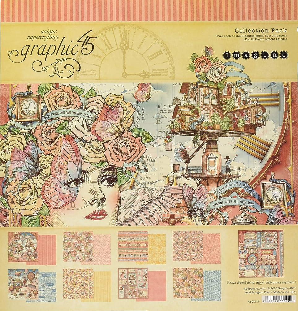 Graphic 45 4501717 Paper Crafts, Multi