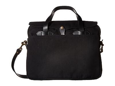 Filson Original Briefcase (Black 1) Briefcase Bags