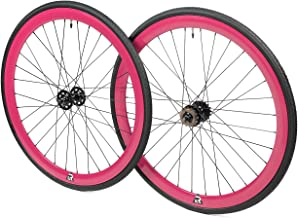 fixed gear pink