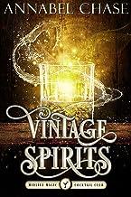 Vintage Spirits: A Paranormal Women's Fiction Novel (Midlife Magic Cocktail Club Book 3) (English Edition)