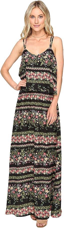 Dixon Printed Maxi Dress