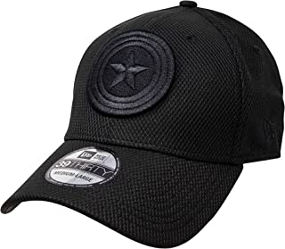 new era captain america hat