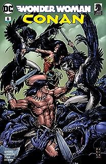 Wonder Woman/Conan (2017-2018) #6