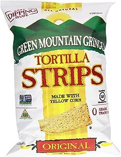 Green Mountain Gringo, Tortilla Chip Strips, 8 oz