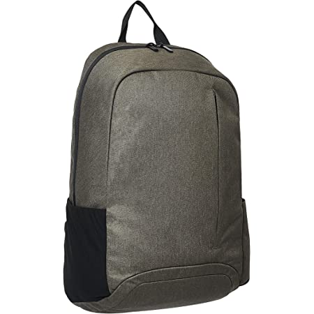 Amazon Basics Backpack for Laptops up to 15-Inches - Green