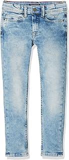 Tommy Hilfiger Steve Slim Tapered Clpst Jeans para Niños