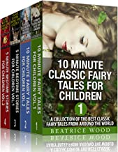 FAIRY TALES (4-Book Boxed Set: 32 Short Fairy Tales and Bedtime Stories for Kids ages 7-12)