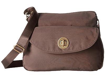 Baggallini Gold Provence Crossbody (Portobello) Cross Body Handbags