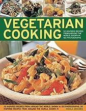 للنباتيين الطبخ: 60recipes مستوحاة من جميع أنحاء العالم ، هو موضح في 130الصور الفوتوغرافية