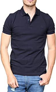 Fred Perry Mens Twin Tipped Fred Perry Polo