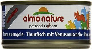 Almo Nature Legend Katzenfutter Thunfisch mit Venusmuscheln,