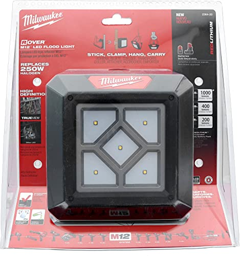 Milwaukee Elec Outil 2364–20M12Compact Flood Light