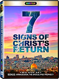 7 Signs of Christ's Return and Armageddon 2 pk.