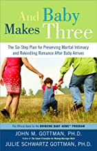 And Baby Makes Three: The Six-Step Plan for Preserving Marital Intimacy and Rekindling Romance After Baby Arrives PDF