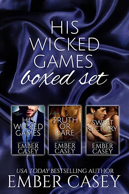 His Wicked Games Boxed Set: A Cunningham Family Bundle (Volume 1) (The Cunningham Family) (English Edition)