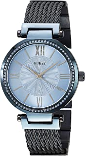 Guess Soho Women's Dial Stainless Steel Band Watch - W0638L3