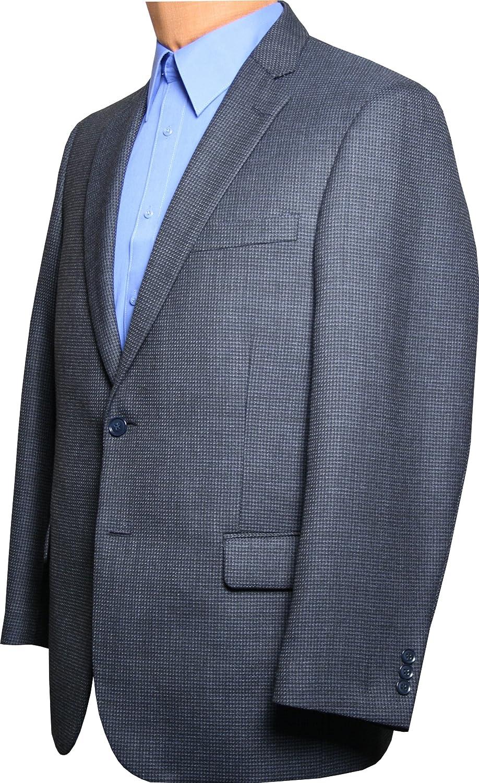 CEZAR DEL PRADO - Blue Check Sport Coat - 1562 Check