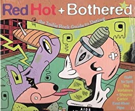 Red Hot + Bothered: The Indie Rock Guide To Dating Vol. 2 - Vinyl Is Sensual