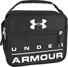 Under Armour Scrimmage Lunch Box, Black