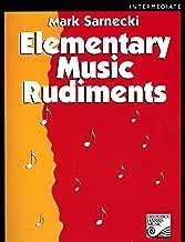 Elementary Music Rudiments Mark Sarnecki Intermediate