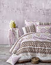 En Vogue Ranforce Double Quilt Cover Set  220 x 220 cm