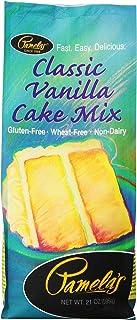 Pamelas Classic Vanilla Cake Mix, 21 oz