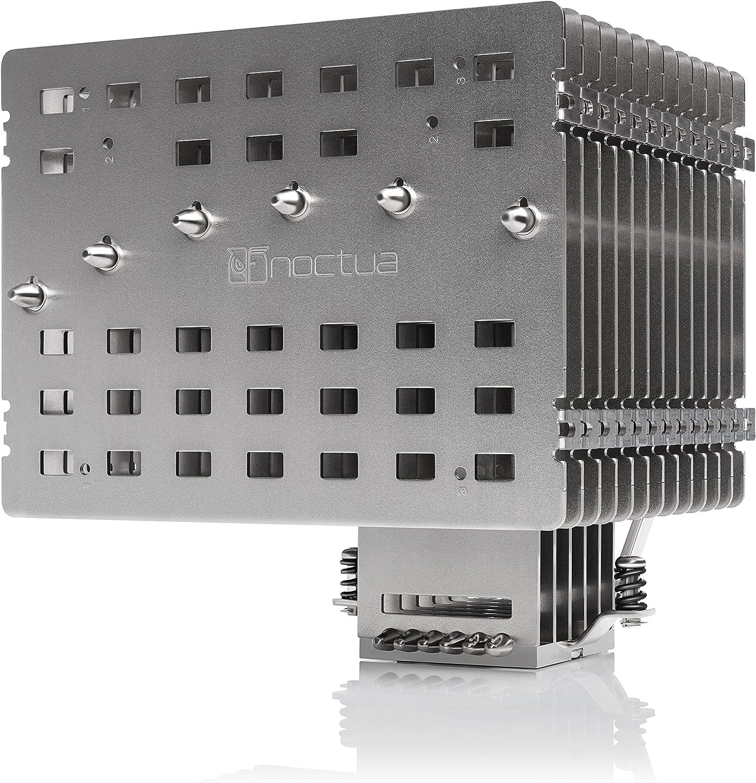 Noctua NH-P1, Disipador Pasivo de CPU - Sin Ventilador para una Refrigeración 100% Silenciosa