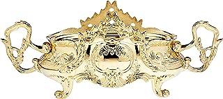 Godinger 1589G Handled Planter,Gold
