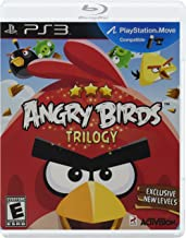 Angry Birds Trilogy (Move uyumlu) (Street 10/16