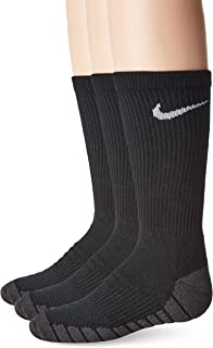 NIKE Kids' Everyday Max Cushion Crew Socks (3 Pairs)