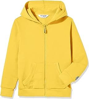 girls lined hoodie
