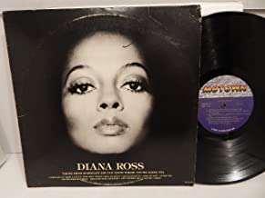 Diana Ross ~ Theme From Mahogany LP