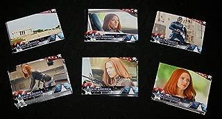 2014 Upper Deck CAPTAIN AMERICA The Winter Soldier Mini Master Base Set plus 4 Insert sets