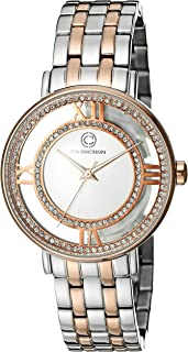 Cabochon Women's CABOCHON-80288-SR-02S Carnival Analog Display Quartz Two Tone Watch