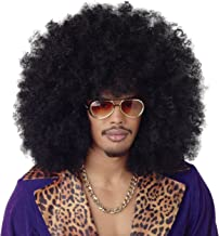California Costumes Men's Super Jumbo Afro Wig