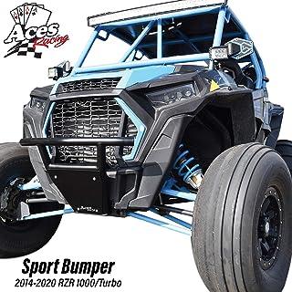 (2014-2019) RZR 1000 / Turbo Front Sport Bumper (Black)