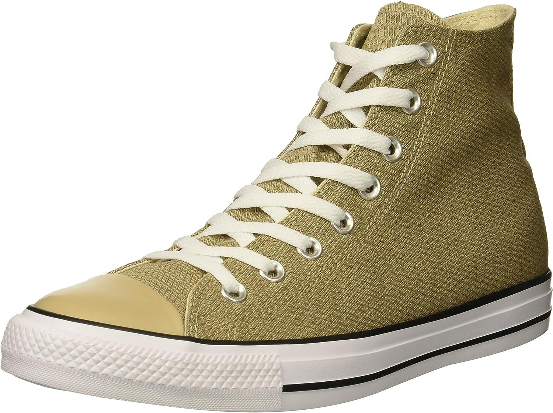 Converse Mens Chuck Taylor All Star Basketweave High Top Sneaker